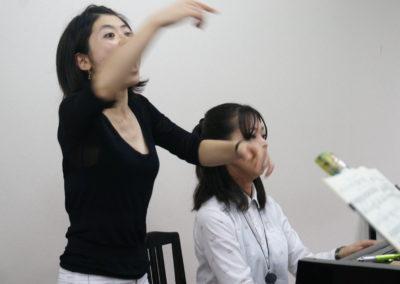 Kurs für Lied in Japan