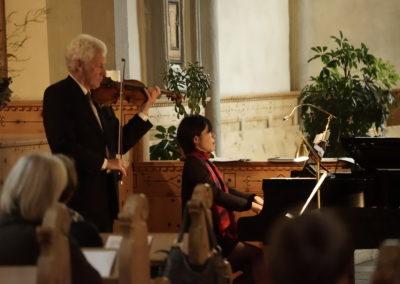 Konzert mit Rudolf Bamert