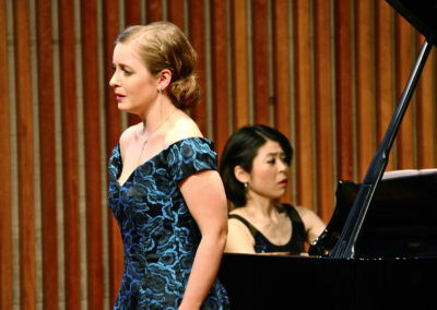 Konzert mit Ulla Westvik in Tokyo