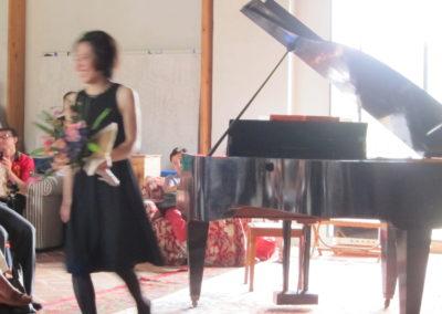 Konzert in Villa Pastori in Ameno